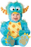 baby monster costume