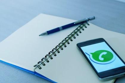 Tutorial Cara Membuat Stiker WhatsApp Dengan Gambar dan Foto Sendiri