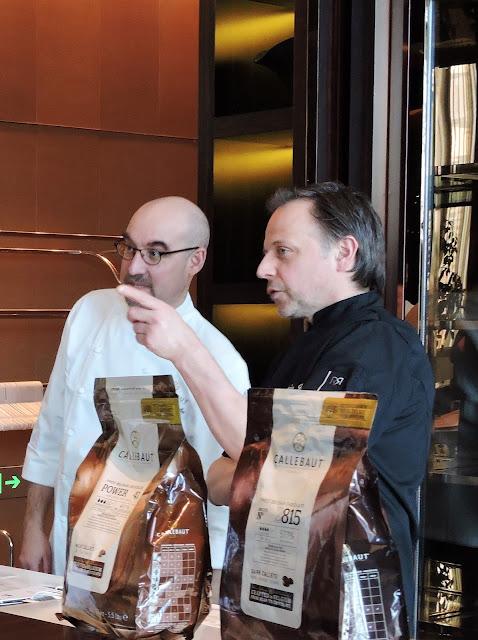 Jean-Marc Bernellin Callebaut Johnny Lecire