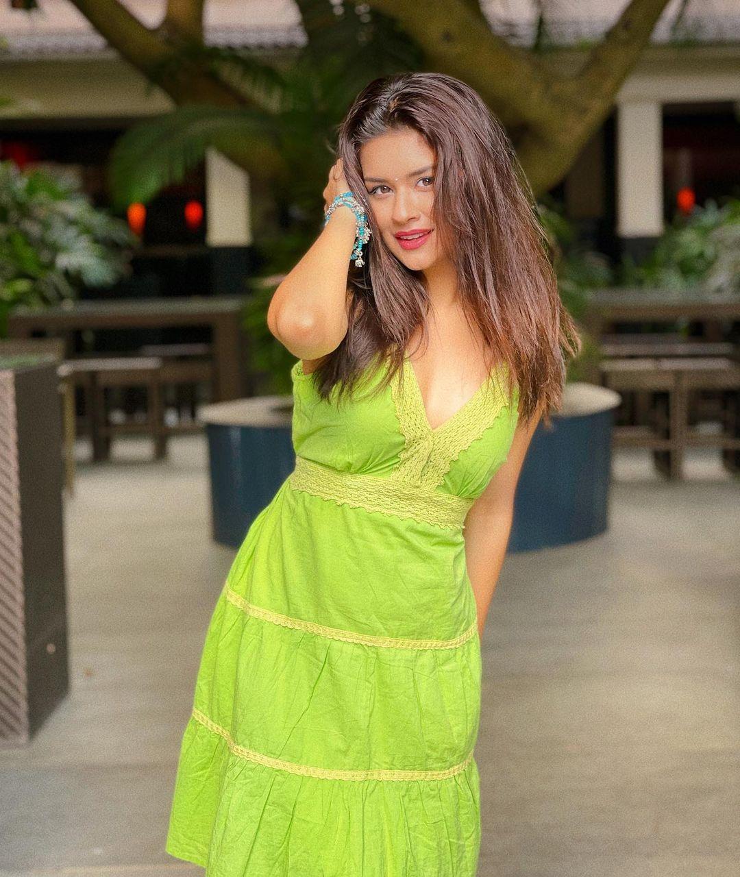 Avneet Kaur Indian Actress