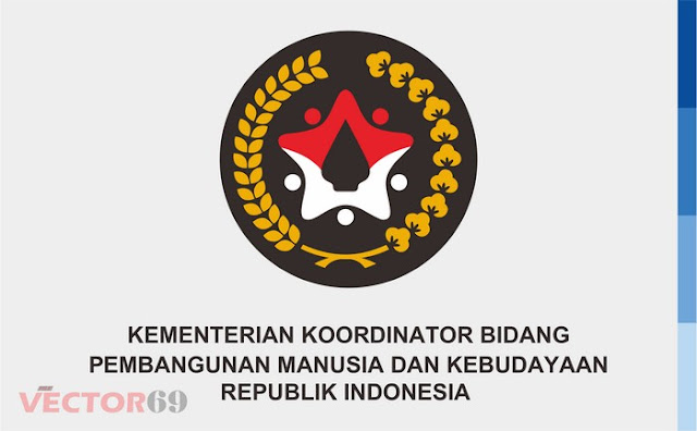 Logo Kemenko PMK (Pembangunan Manusia dan Kebudayaan) Indonesia - Download Vector File EPS (Encapsulated PostScript)