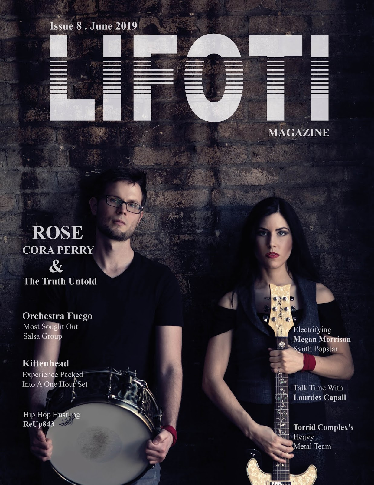 Lifoti June 2019 Cover