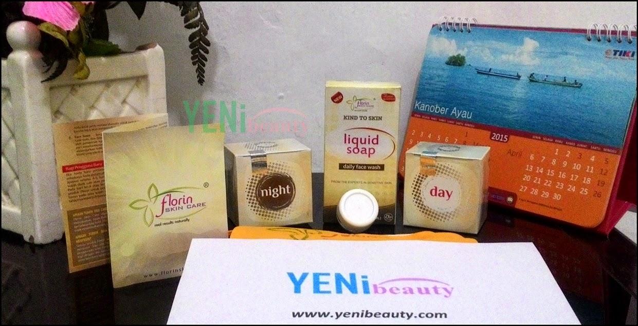 Florin skin care paket normal kemasan baru