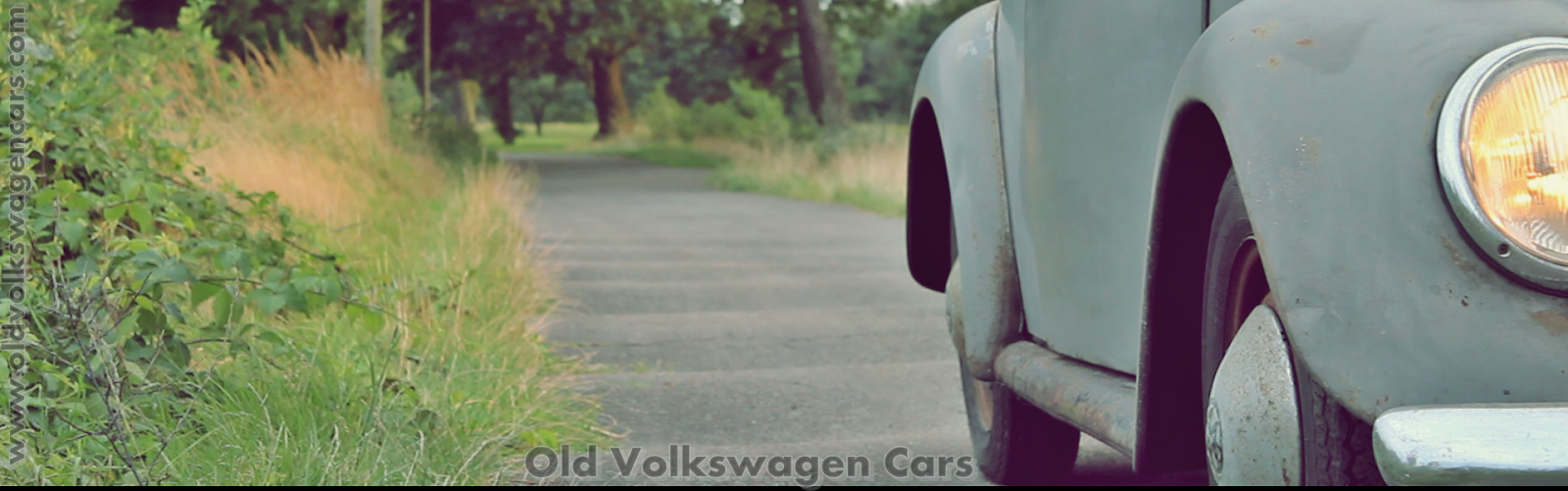 Old Volkswagen Cars