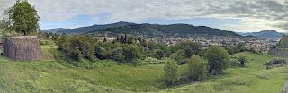 A panorama from Baluardo della Fara.