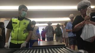 Teror Wabah Corona, 1.044 Turis Kapal MV Columbus Diizinkan Masuk Jateng