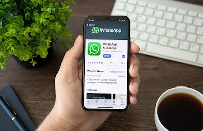 Tutorial Update Aplikasi Whatsapp kat Fon Huawei