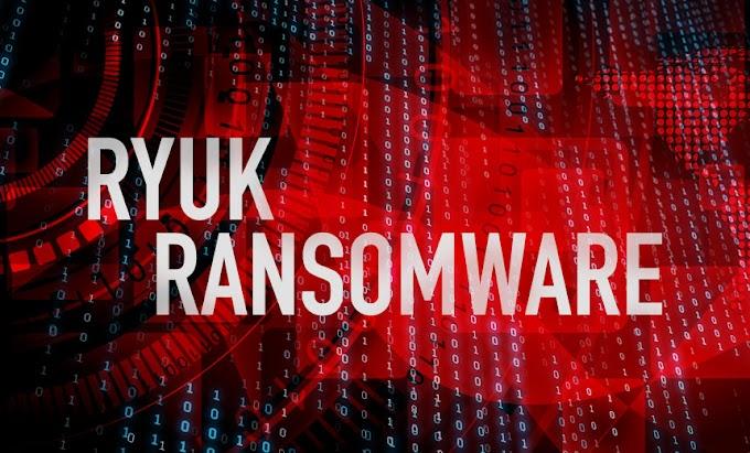 Nueva técnica de Ryuk permitió que en solo 5 horas lograran cifrar completamente la red de su víctima.
