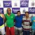 Paratinga: operação policial resulta na prisão de 5 acusados por estupro, tráfico, roubos e furtos