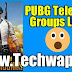 latest PUBG Telegram Groups and channel list-2020