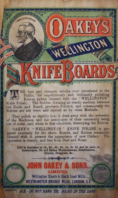 John Oakey & Sons Limited, London England