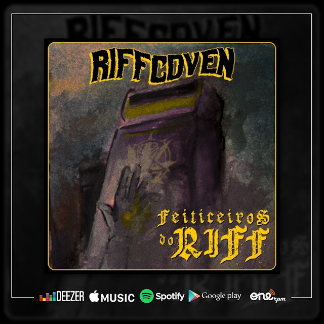 Riffcoven presta tributo ao heavy/doom em novo single