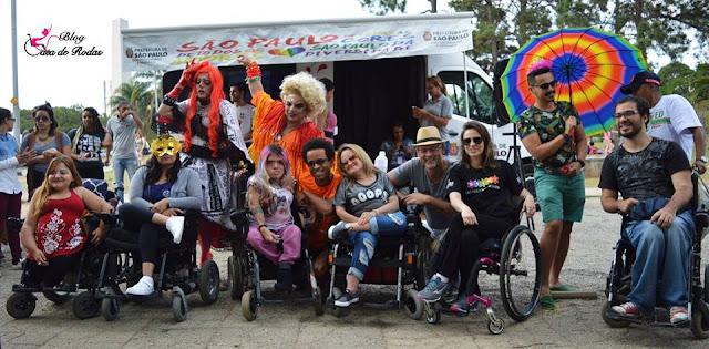 2ª edição Piquenique LGBT com Deficiência
