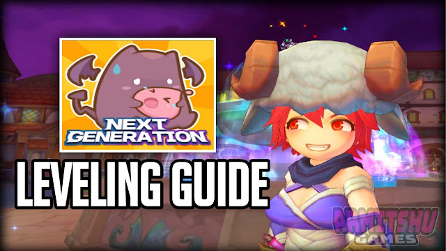 Ragnarok x next generation leveling guide
