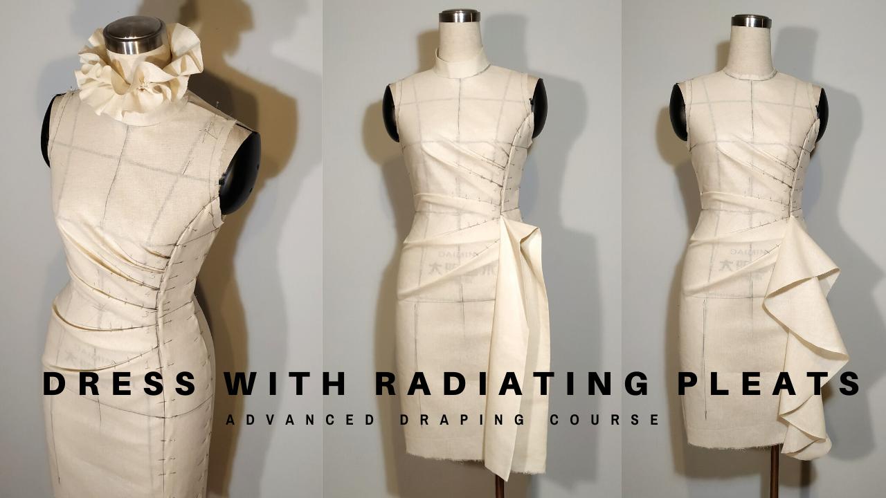 Elena Fashion Design Workshops Zero Waste Design Projects