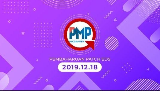 Patch EDS Offline Versi 2019.12.18