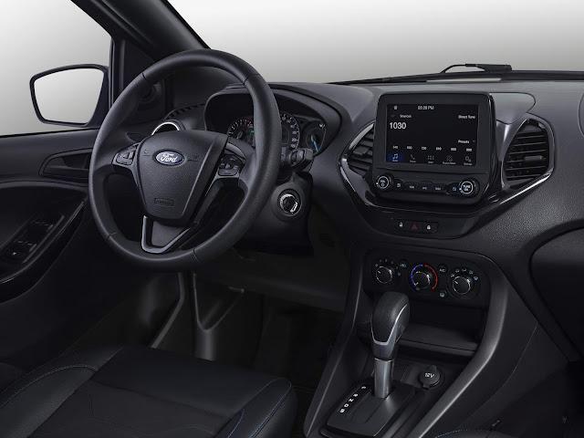 Ford Ka Automático 2020