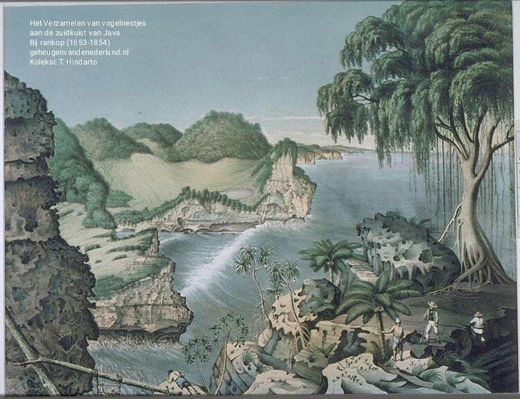 Tugu Lawet dan Jejak Historis Pengunduhan Sarang Burung