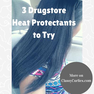 heat protectant sprays