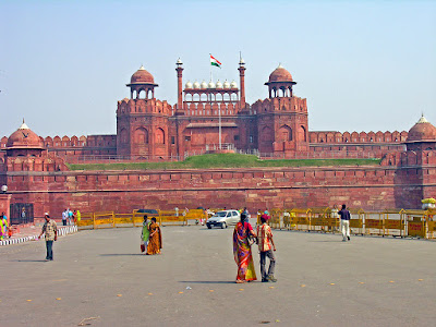 India Red fort