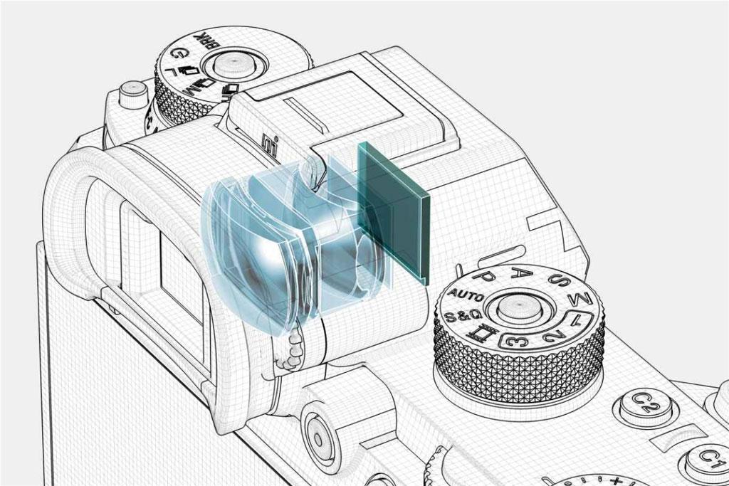Видоискатель Sony A9