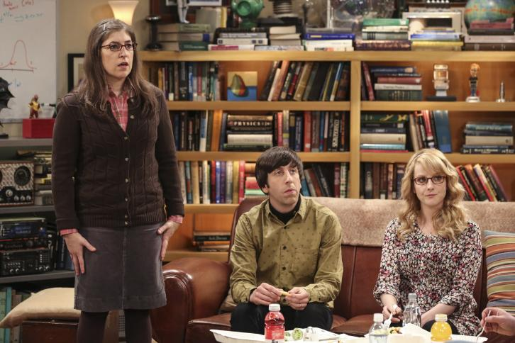 The Big Bang Theory - Episode 10.18 - The Escape Hatch Identification - Promo, Sneak Peeks, Photos & Press Release