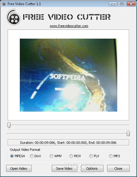 تحميل  برنامج تقطيع الفيديو مجانا للكمبيوتر Free Video Cutter 1.1