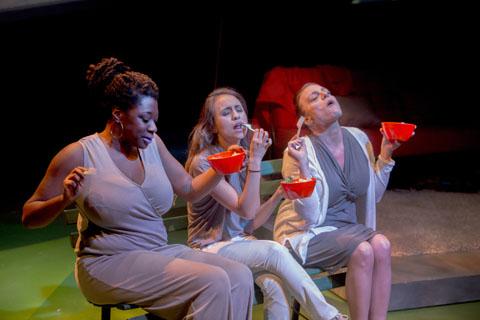 Peaches Larue Theatre Fun At Pp