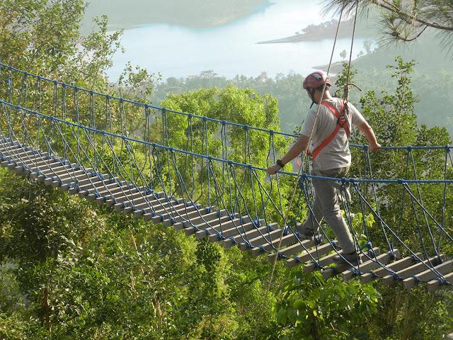 Intip Kuy Wisata Kalibiru Jogja, Keindahan alam Kulon Progo