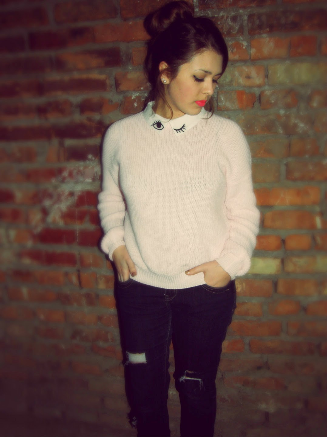Girly sweater :)