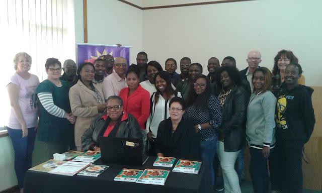 Junior Secondary History Teachers from Erongo Region