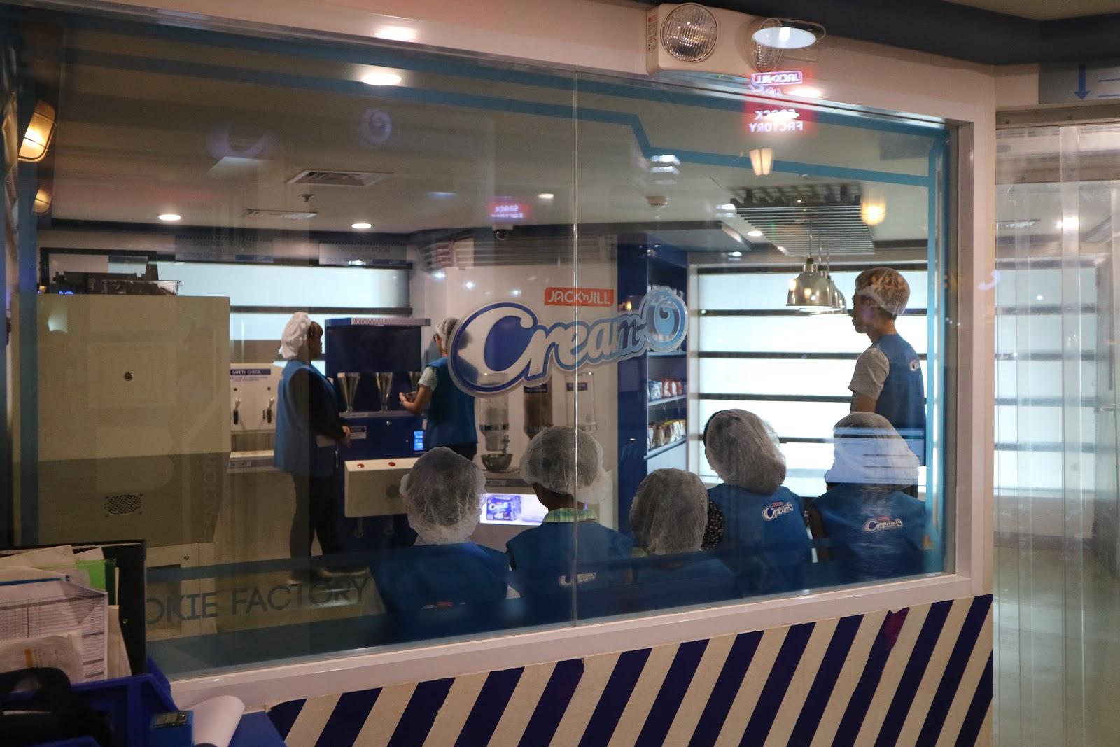 Cream-O in KidZania Manila