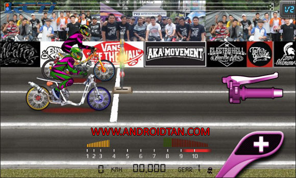 Drag Bike 201M Mod Apk Free Download