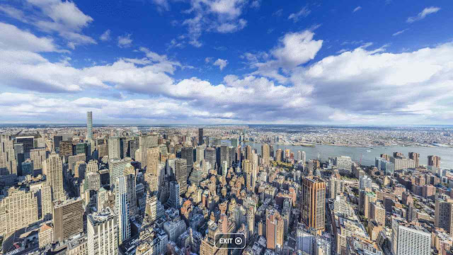 New York 360º Panorama: 20 Gigapixels
