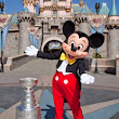 Imagining NHL Players at Disneyland