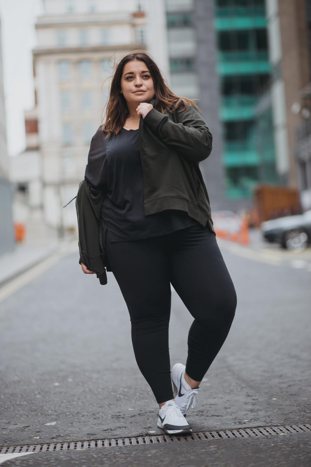 Träningskläder Plus Size