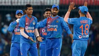 Cricket Highlightsz - India vs Sri Lanka 3rd T20I 2020