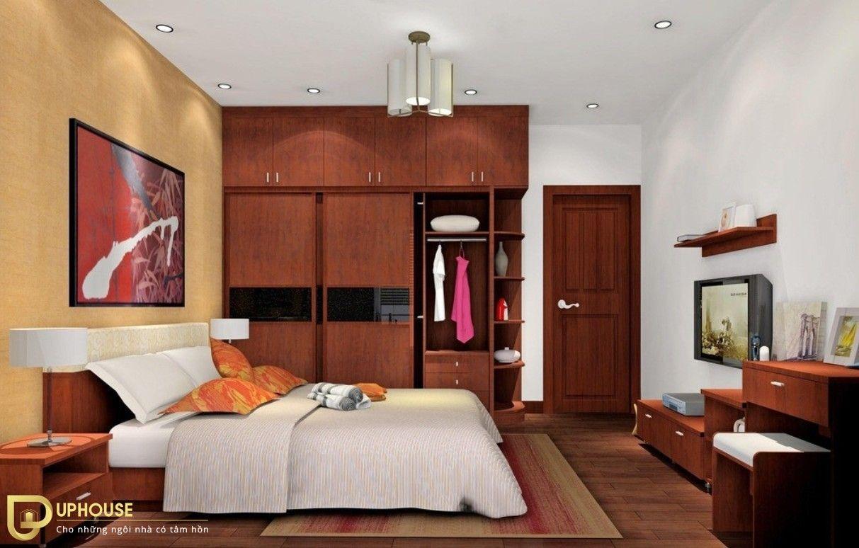 Phòng ngủ cho người mệnh Hỏa 07