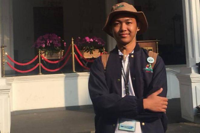 Hebat, Siswa SMAN 3 Bone Terpilih Jadi Parlemen Remaja di DPR RI