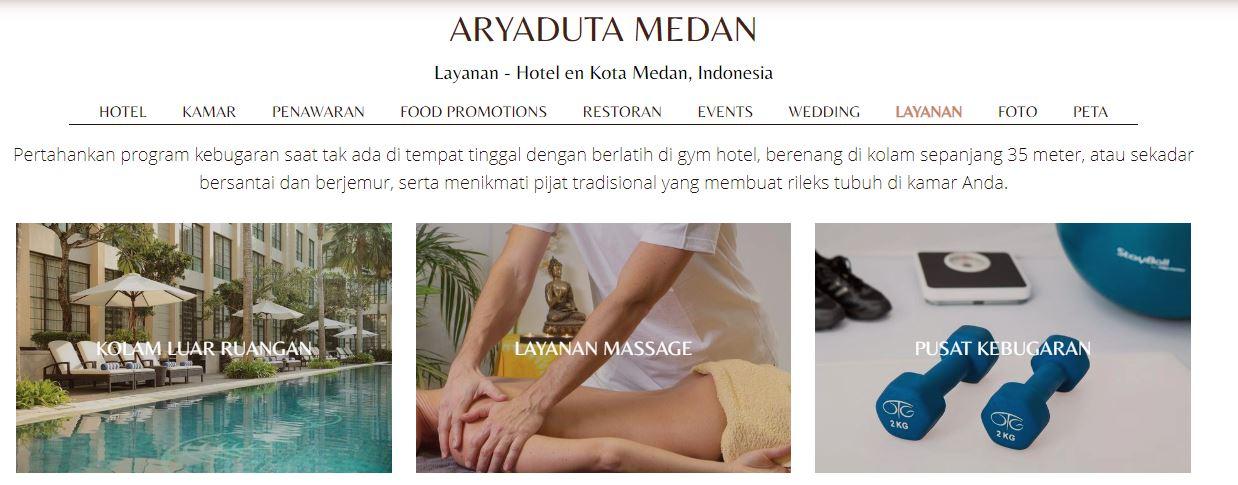 massage medan