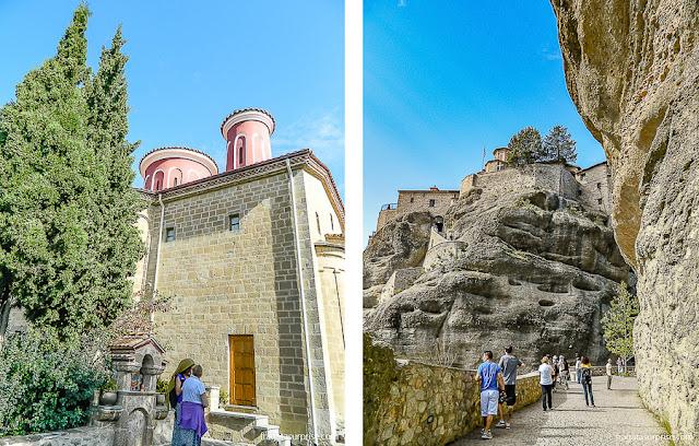 Mosteiro de Varlaam, Meteora, Grécia