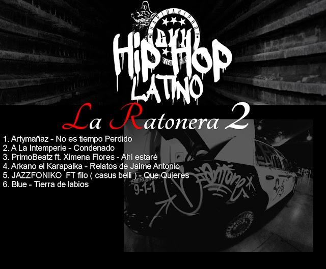 La GuaridaHipHop Radio: La ratonera 2 | emision #2