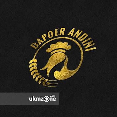 Desain Logo Untuk UKM Kuliner Dapoer Andini