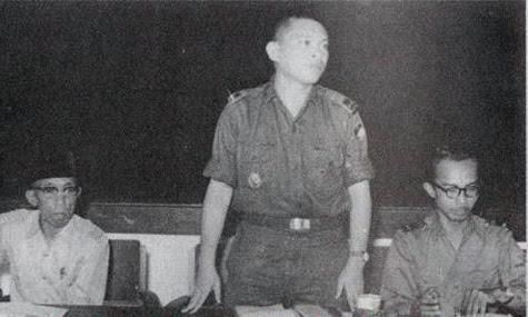 Peranan Letkol M. Saleh Lahade pada Pemberontakan Permesta