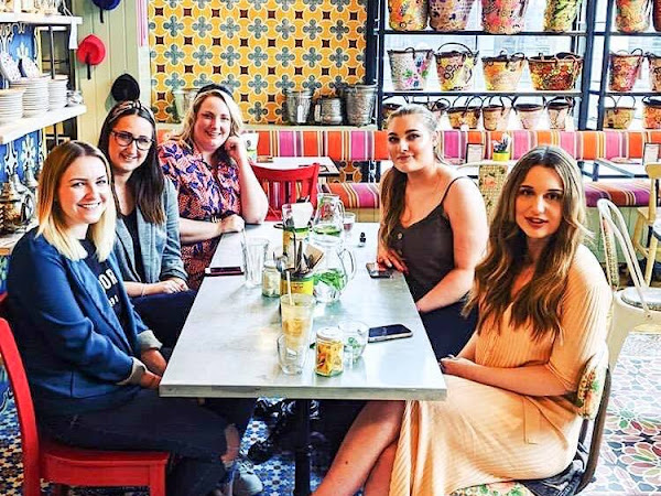 AD | A SUNDAY BLOGGERS BRUNCH AT COMPTOIR LIBANAIS LEEDS