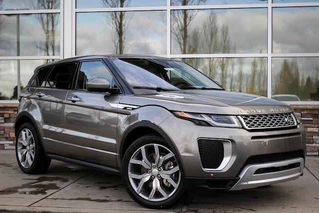 Land Rover Evoque Autobiography: preços e detalhes