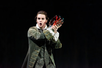 Handel: Giulio Cesare - Kitty Whately - English Touring Opera 2020 (Photo Jane Hobson)