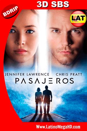 Pasajeros (2016) Latino 3D SBS BDRIP 1080P ()