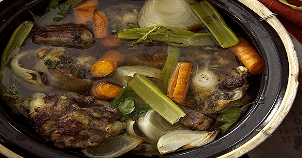 Rich Oxtail Stock Recipe