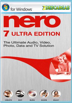 Nero 7 Ultra Edition Multilenguaje Full (Español) [Mega]